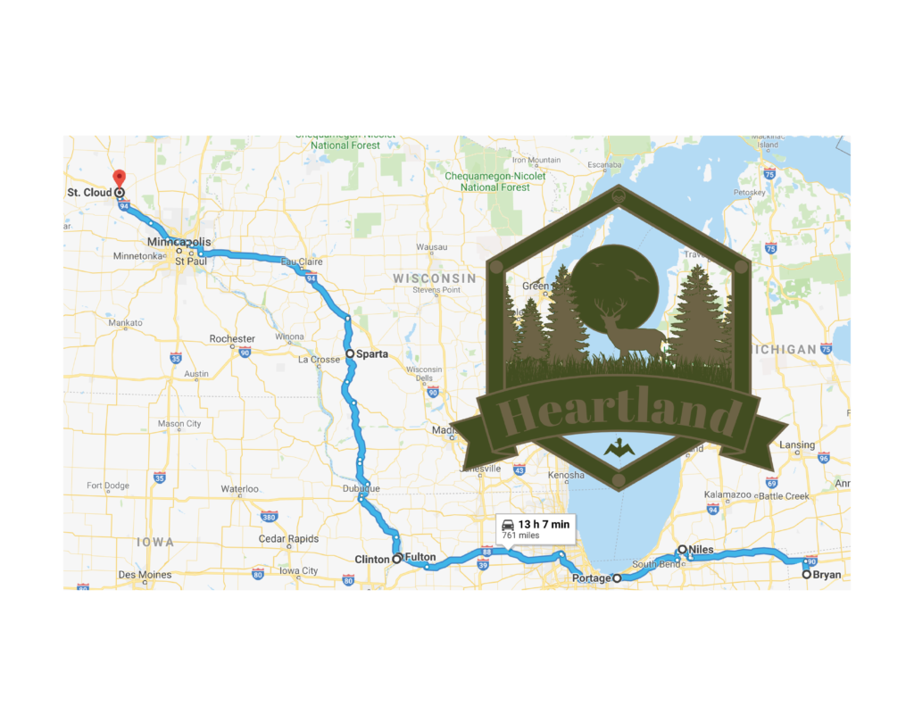 Heartland Map 1