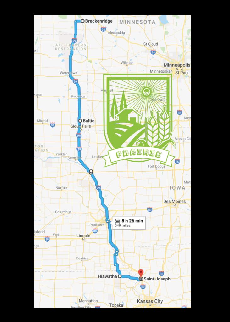 Prairie Map 2