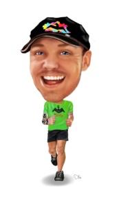 Jesse Caricature
