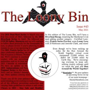 Loony Bin - 2021 May