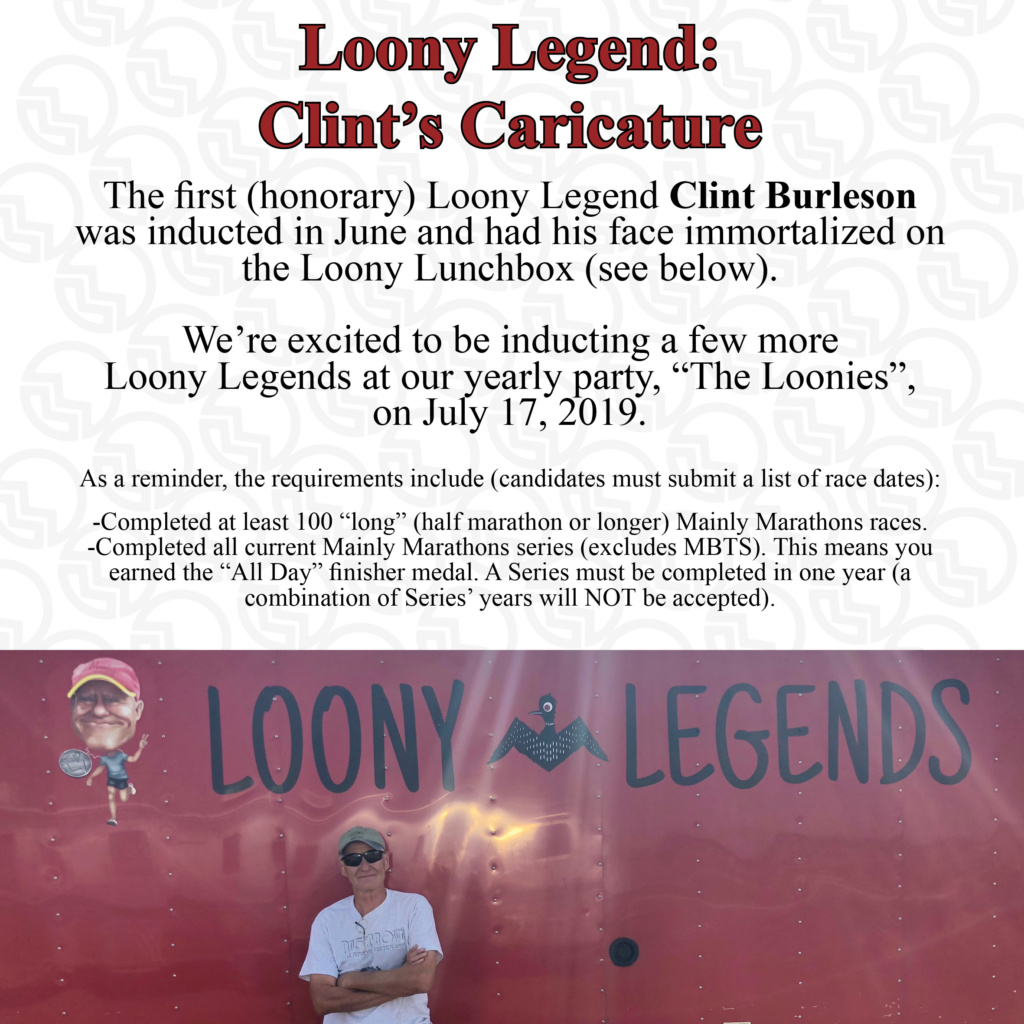 The Loony Bin - August 20184