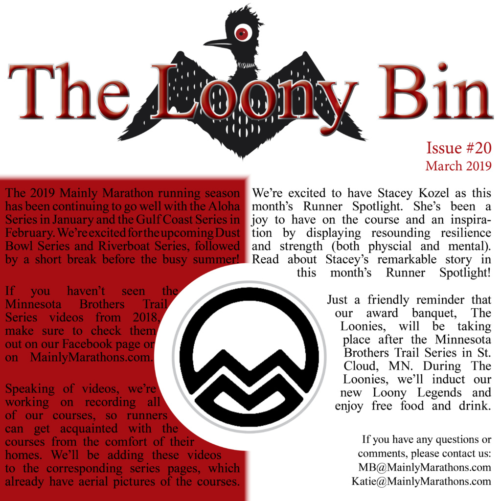 The Loony Bin - March 2019